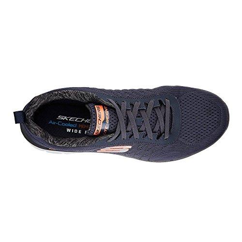 Skechers Herren Flex Advantage 2.0-The Happs Outdoor Fitnessschuhe Navy Blue
