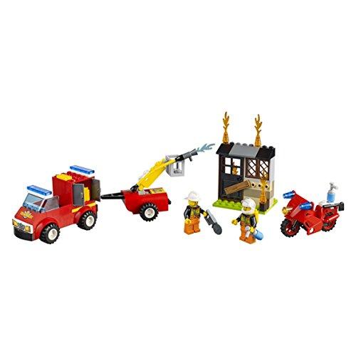 LEGO-Juniors-Maletn-de-patrulla-de-bomberos-10740