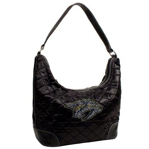 nhl-nashville-predators-sport-noir-quilted-hobo-bag-black-by-littlearth