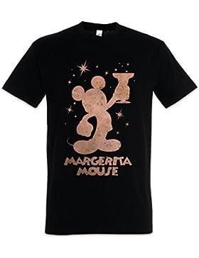 Urban Backwoods Margerita Mouse T-Shirt – Tamaños S – 5XL