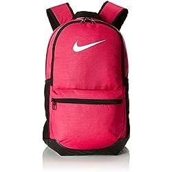 Nike BA5432 2018 Bolsa de Deporte 45 cm, 3 litros, Rush Pink/Negro/Blanco