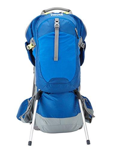 Thule Erwachsene Kindertragen Sapling Elite, Blau, 35 x 31 x 73 cm