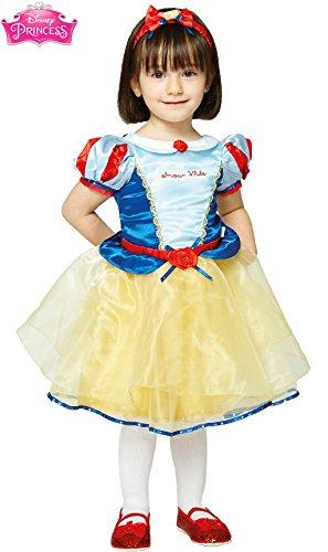 Disfraz de Blancanieves Lujo para bebé
