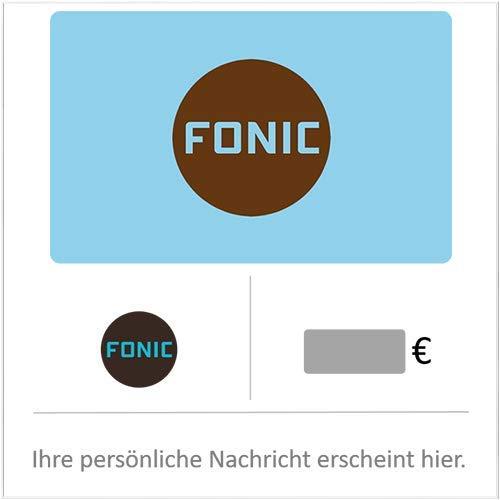 FONIC Prepaid Guthaben Config - für Deutschland - per E-Mail