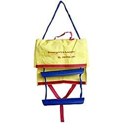 Osculati Praktische Rettungsleiter/Notleiter mit 3 Stufen in der Länge 940 mm
