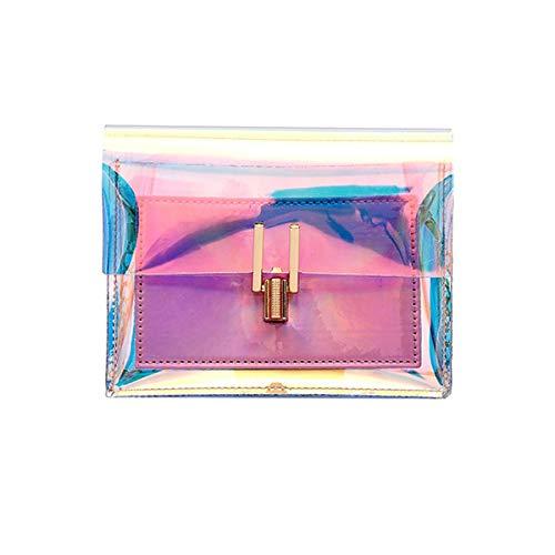 Ihengh borsa a mano donna moda borse a spalla rgazza in pu pelle handbag semplice elegante tote borsetta catena casual work inverno shopping partito festa estate
