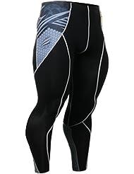 Fixgear Hommes Femmes Skin Cycling Base Layer Tight Spandex Pants S~XXL