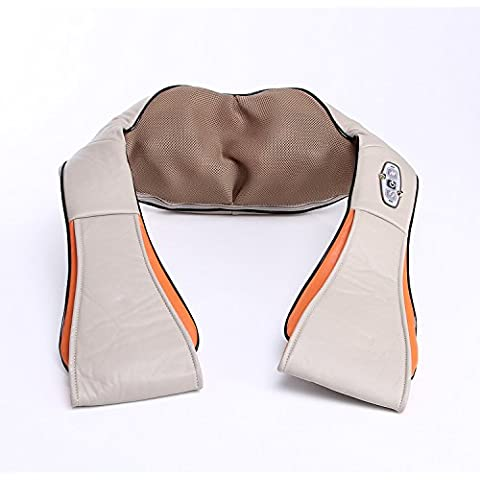 ZJJ Impastare massaggio scialle sciarpa scialli multiuso scialli impastare massaggio massaggiatore massaggio - Guanti In Pelle Di Cambio