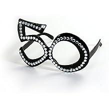 Geburtstagsbrille Brille Geburtstag Partybrille Jubiläum Party Gag Spaßbrille