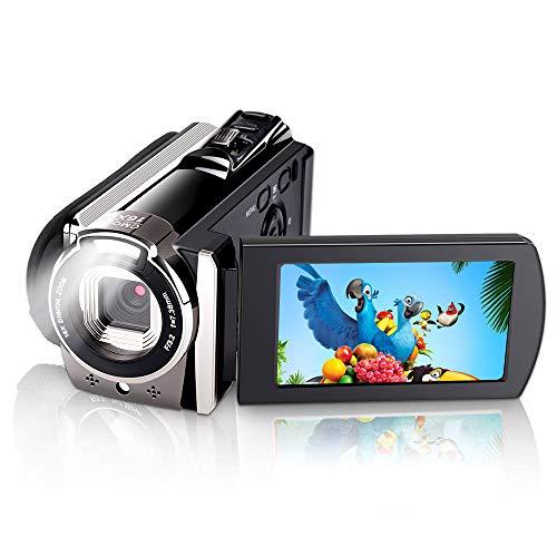 Videokamera Camcorder, iBosi Cheng Full HD 1080P Camcorder Digitalkamera für YouTube Videokamera Digitalzoom Kamerarecorder