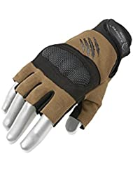 Armored Claw Shield Cut gloves - tan (small)