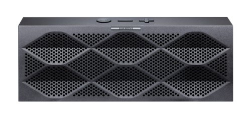 Jawbone MINI Jambox Stereo Graphite – Portable Speaker (2.0 Channels, Built-in, Wired & Wireless, Bluetooth/3.5 mm, Bluetooth, A2DP, AVRCP, HFP, HSP, spp)