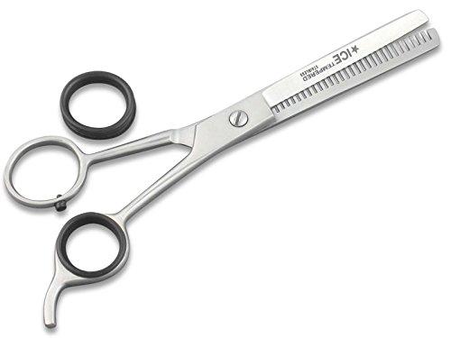 InstrumenteNrw Ciseaux à effiler– en acier inoxydable 17 cm