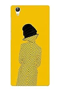 100 Degree Celsius Back Cover for VIVO 51L (Designer Printed Multicolor)