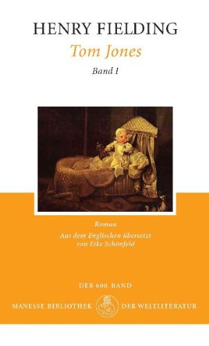 Tom Jones (Kassette mit Bd. 1 und 2). Roman: Tom Jones, Bd. 1: Roman