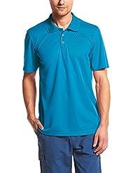 MAIER SPORTS Herren Polo Ulrich aus 100% PES in 9 Größen und vielen Farben, Funktionspolo/ Poloshirt/ Funktionsshirt, schnelltrocknend und pflegeleicht