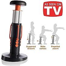 L'Original Butt Excerciser. L'outil spécifique pour les Squat. L'exercice meilleur pour revitaliser, rassodare et renforcer les tes fesses. Entraînement de jambes, fesses, fondoschiena, chevaucher, élever tonificarli tonici Sodi sculpter côté B Workout Total Magic Fitness Ab plus to Booty Deluxe Body Trainer Leg Legs–4692