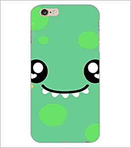 PrintDhaba Cartoon D-4225 Back Case Cover for APPLE IPHONE 6S PLUS (Multi-Coloured)