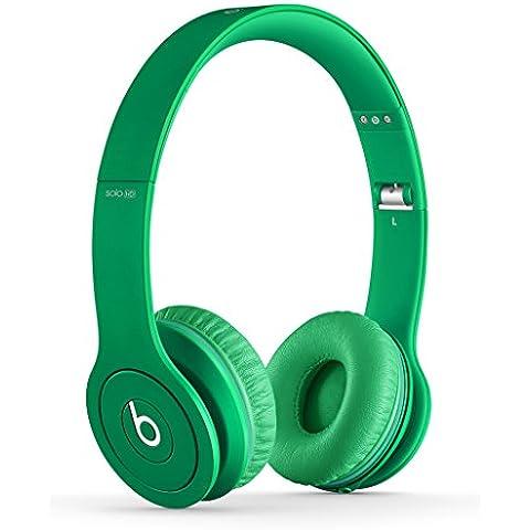 Beats by Dr. Dre Solo HD Auriculares de Diadema - Verde Monocromático