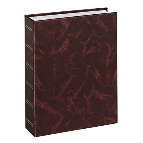 Hama Einsteckalbum Birmingham, 9x13/200, burgund