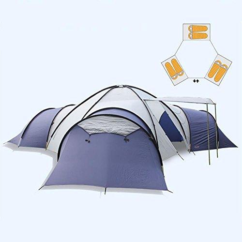 Miao Luxus Camping Zelten? Outdoor Übergroße Drei Living Zimmer und einer Sitzung, Raum