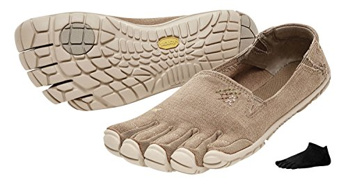 Vibram , Chaussures de marche nordique pour homme - Kaki