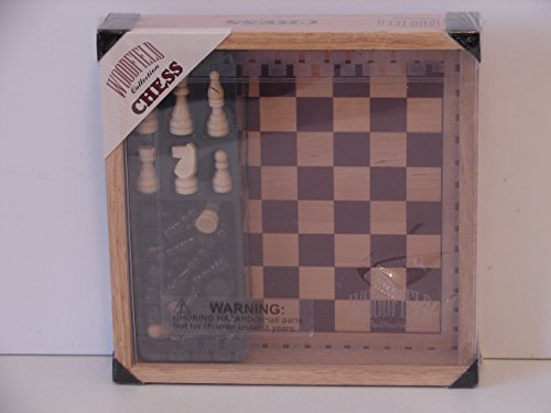 Cardinal Games Cardinal Woodfield Collection Chess Set