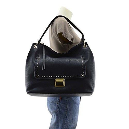 borsa della donna Maxi Nero