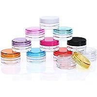 Kosmetische Spielraum-Flaschen-Leak Proof kosmetische Behälter 10Pcs Probengefäße Tiny Makeup Probenbehälter mit... preisvergleich bei billige-tabletten.eu
