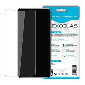 Flexoglas per Huawei Mate 10 Pro Protezione Display Antiurto Antigraffio Pellicola Flessibile Dura Vetro Temperato Filtro Anti Luce Blu Protettivo