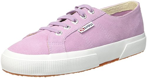 Superga 2750 SUEU, Sneaker Donna Violett (Violet Glicine)