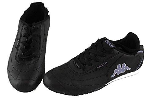 Kappa tyllin Sneaker Racing Chaussures de sport Chaussures de Course Chaussures de loisir Multicolore - Schwarz/Lila