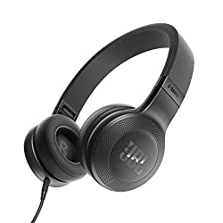 JBL E35 On-Ear Headphones (Black)
