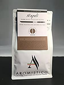 AROMISTICO COFFEE Napoli Selection Blend - GROUND