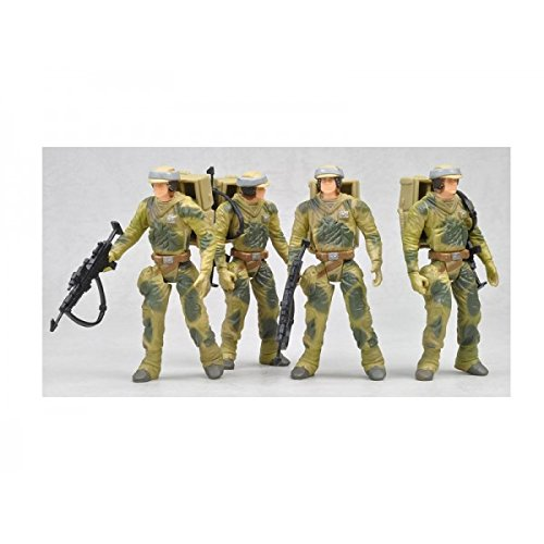 Endor Trooper Builder-Set  3 1,9 cm (0,75 Zoll) (4 Endor Troope)