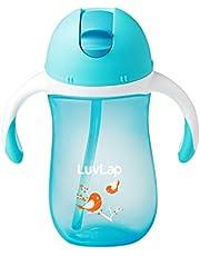 LuvLap Birdie Sipper 260ml - Blue