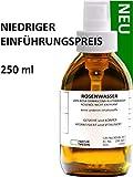 250 ml echtes ROSENWASSER 100% naturrein alkohol-frei Lebensmittel bio vegan halal koscher Spray Glas-flasche nachhaltig Natur-Kosmetik Tonic GÜLSUYU ROSEWATER a 100 150 300 ml
