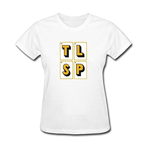 Women's The Last Shadow Puppets Logo T-shirt Small