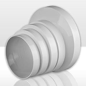 reduzierst ck reduktion rohr 100 110 120 125 150 mm bergang awenta pvc. Black Bedroom Furniture Sets. Home Design Ideas