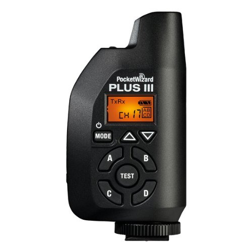 PocketWizard 433MHz Plus III Transceiver Pocket Wizard Plus Iii