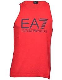 Emporio Armani Débardeur EA7 Sea World Big Logo Homme
