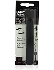 Maybelline Brow Drama Dark Brown - eyebrow mascaras (Brown, Dark Brown)
