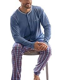 KLER - Pijama Hombre Abierto Hombre