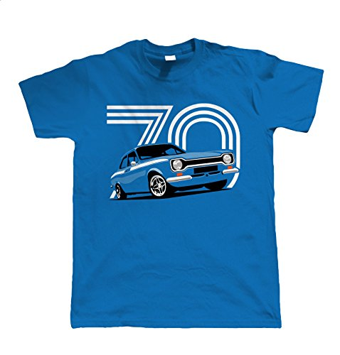 1970 Mk1 Escort Mexico Mens T Shirt in many colours
