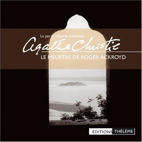 Le Meurtre de Roger Ackroyd par Agatha Christie