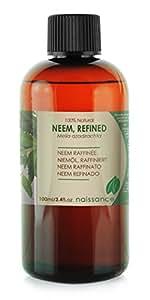 Olio di Neem Raffinato - Olio Vettore Puro al 100% - 100ml