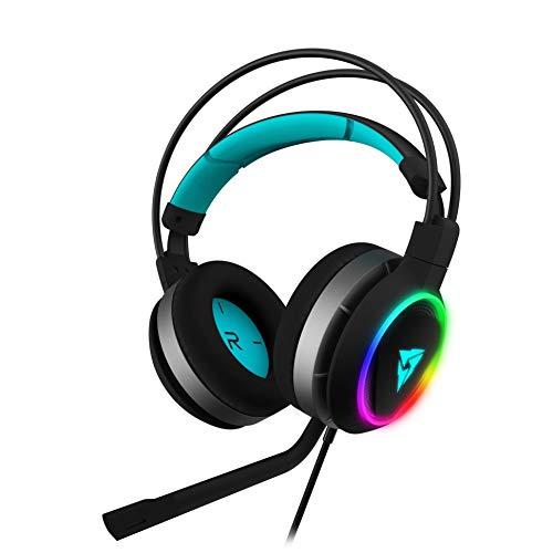 Thunder X3 AH7HEXC - Auriculares juegos 6 efectos