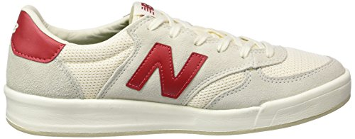 New Balance Crt300sm, Baskets Pour Homme Blanc (weiß (blanc / Rouge))