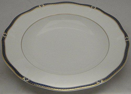 Wedgwood Royal Lapis groß Rand Suppenteller Blue Rim Soup Bowl