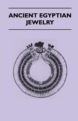 Ancient Egyptian Jewelry (English Edition)